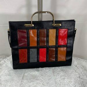Bags - Vintage leather Florentino handbag. FANTASTIC!